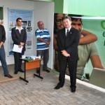 Foto: Suest/MS - Diretor do Desam, Victor Hugo Mósquera, discursando no evento