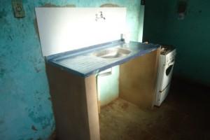 Entre os benefícios estão pias de cozinha - Foto: Suest/MS