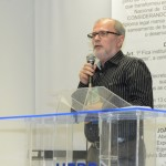 Superintendente-substituto da Bahia, João Maia, palestrando na abertura do evento - Foto: Edmar Chaperman