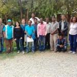 Delegação brasileira e delegação etíope responsável pela vistoria das obras em Wukro - Foto: Récio Ellery Araújo