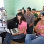 Apresentação do diagnóstico técnico participativo do PMSB de Conceição do Araguaia/PA - Foto: Suest/PA
