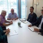 Reunião com membros do Instituto para finalização dos Planos Municipais sergipanos - Foto: Suest/SE