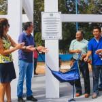 Gestores inauguram Sistema de Abastecimento de Água