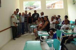 Participantes da oficina - Foto: Suest/RJ